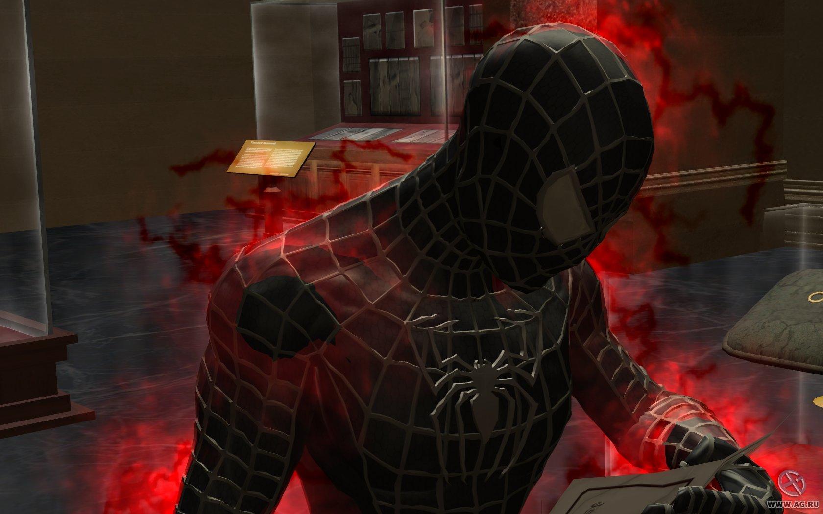 Смотреть бесплатно игра человек паук секс 4 фотография