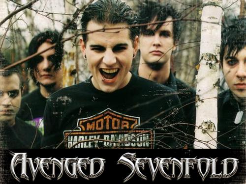 ZNPortalru Torrents Avenged Sevenfold