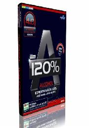 Alcohol 120% Black Edition 4.0 (Multilanguage) 2008